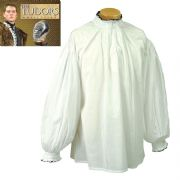 King Henry Courtly White Shirt